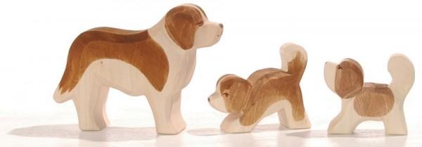 Ostheimer Figur Bernhardiner Spielzeug
