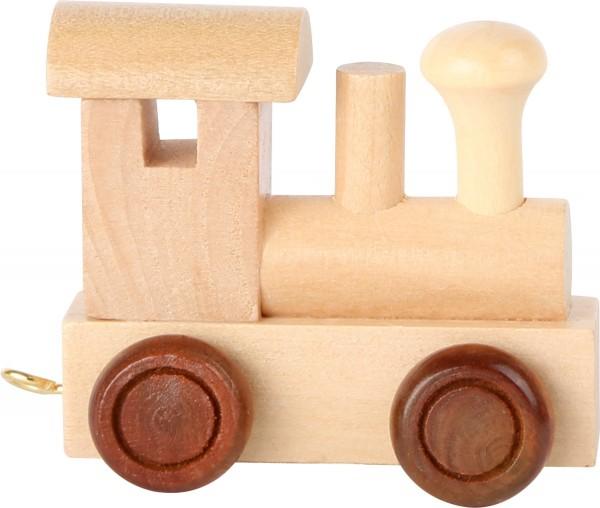Legler Buchstabenzug Lokomotive Spielzeug