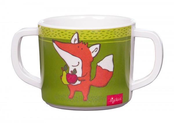 Sigikid Melamin Tasse Forest Fox Spielzeug