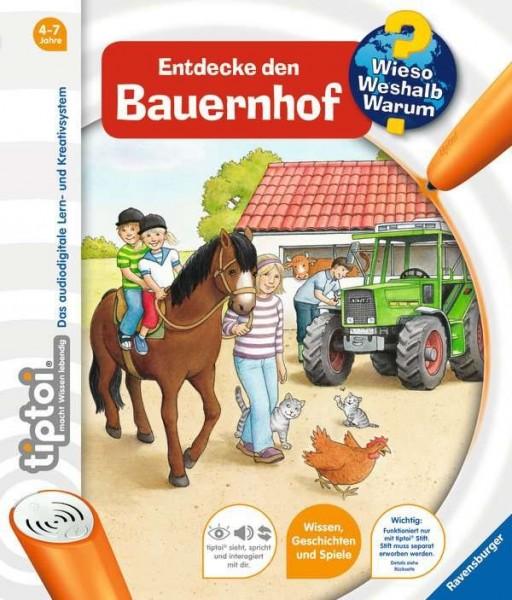 Ravensburger tiptoi® Entdecke den Bauernhof Spielzeug
