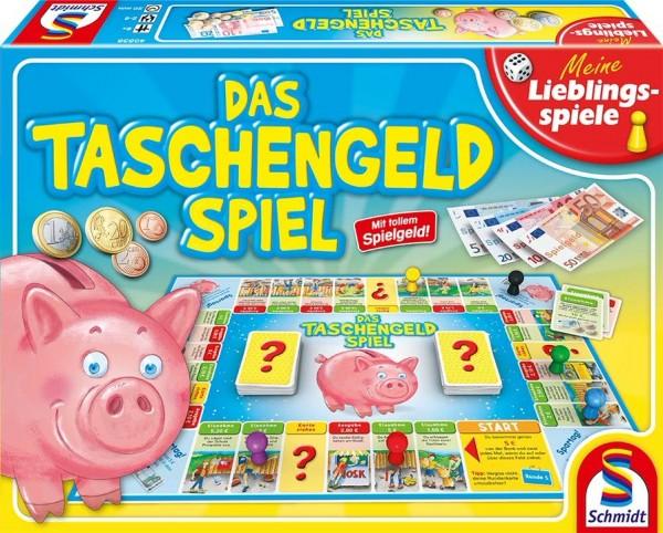 Schmidt Spiele Das Taschengeld-Spiel Spielzeug