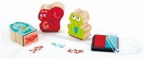 Hape Pfoten-Stempelset Spielzeug