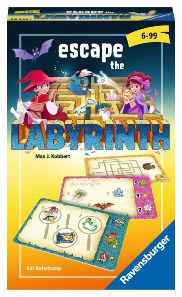 Ravensburger Escape the Labyrinth Spielzeug