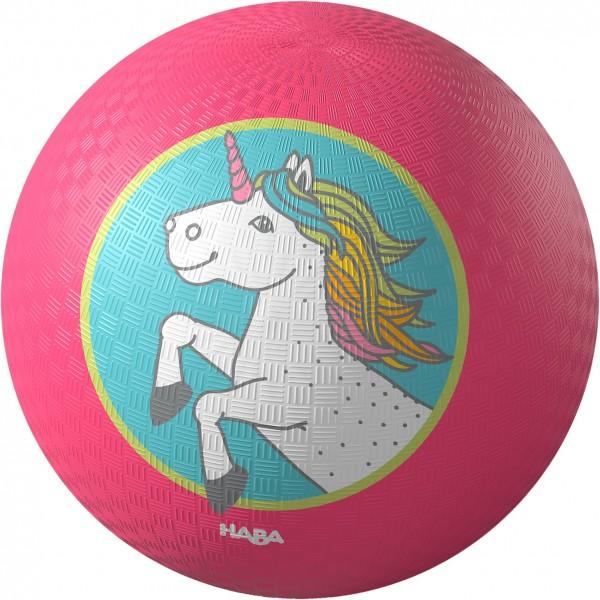 Haba Ball Zaubereinhorn Spielzeug