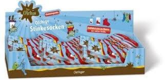 Oetinger Verlag Die Olchis Stinkersocken Spielzeug