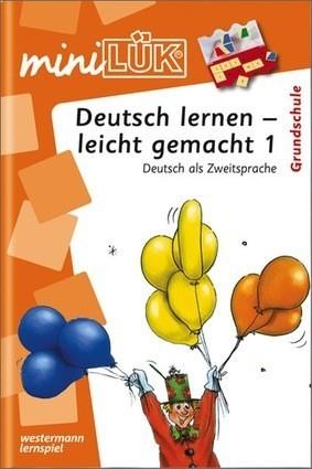 miniLÜK. Deutsch lernen - leicht gemacht 1: Deutsch als Zweitsprache für die Grundschule Spielzeug