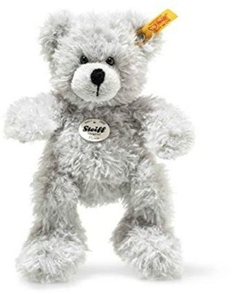 Steiff Teddybaer Fynn 18 grau Spielzeug