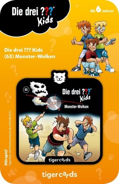 Tigermedia tigercard - Die drei ??? Kids - Folge 63: Monster-Wolken Spielzeug