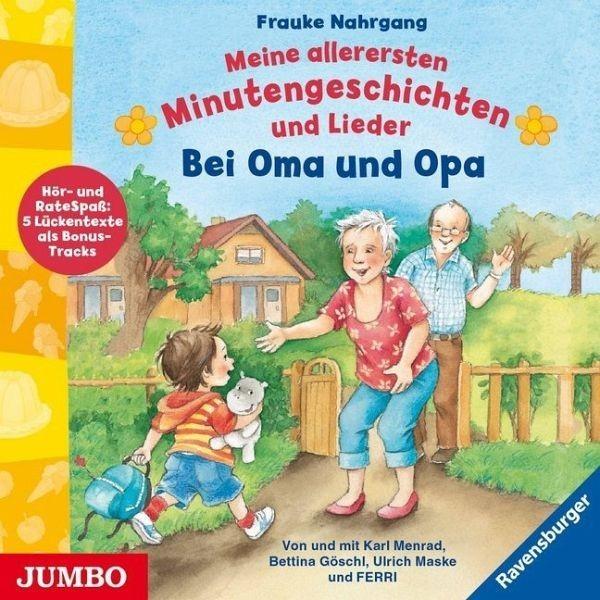 BUSCH CD Minutengesch.: Oma und Opa Spielzeug