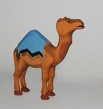 Lotte Sievers-Hahn Kamel stehend Spielzeug