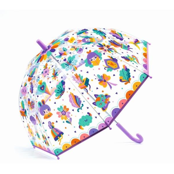 DJECO Regenschirm Pop Regenbogen Spielzeug