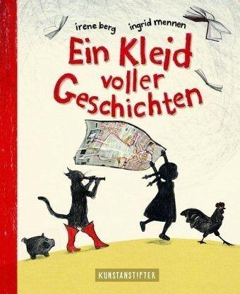 Kunstanstifter Verlag Ein Kleid voller Geschichten Spielzeug
