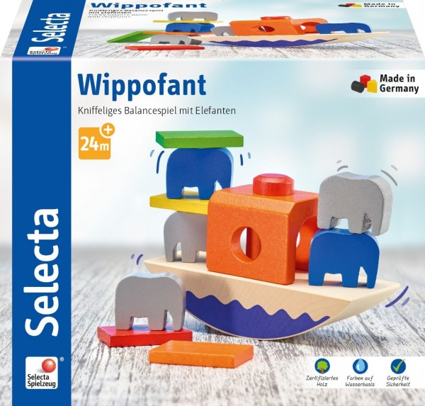 Schmidt Spiele Selecta Wippofant Spielzeug