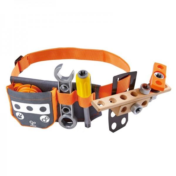 Hape Werkzeuggürtel Spielzeug