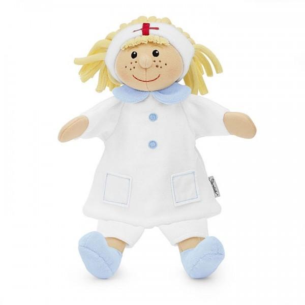Sterntaler Handpuppe Krankenschwester Spielzeug