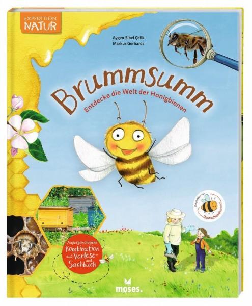 Moses Brummsumm - Entdecke die Welt der Honigbiene Spielzeug