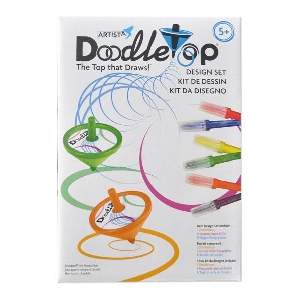 Carletto Doodletop Design Set Spielzeug