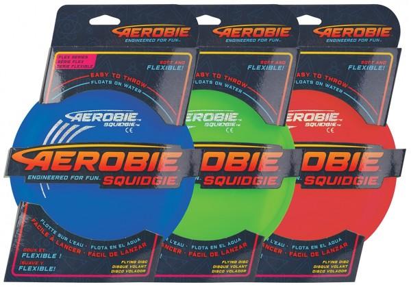 MTS Sportartikel Vertrieb Aerobie Squidgie Spielzeug