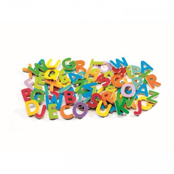 DJECO Magnetbuchstaben Spielzeug