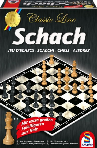 Schmidt Spiele Schach Spielzeug