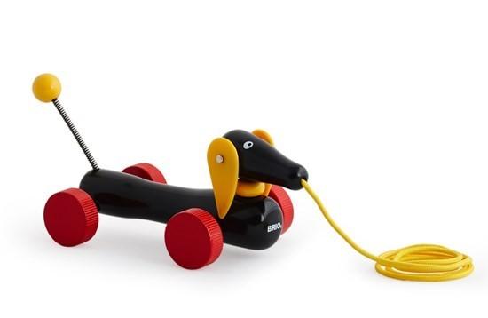 Brio Dackel Spielzeug