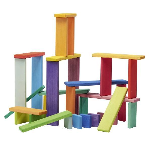 nic Baukasten Regenbogen klein Spielzeug