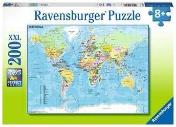 Ravensburger Spiele Ravensburger Kinderpuzzle - Die Welt Spielzeug