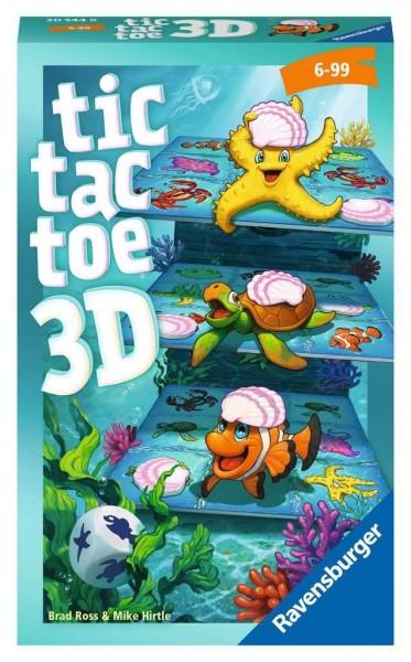 Ravensburger Tic Tac Toe 3D Spielzeug