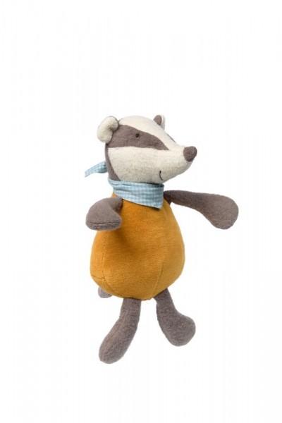 Sigikid Kasimir Dachs Spielfigur Organic Spielzeug