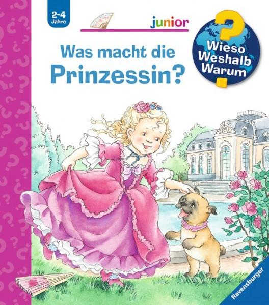 Was macht die Prinzessin? Spielzeug