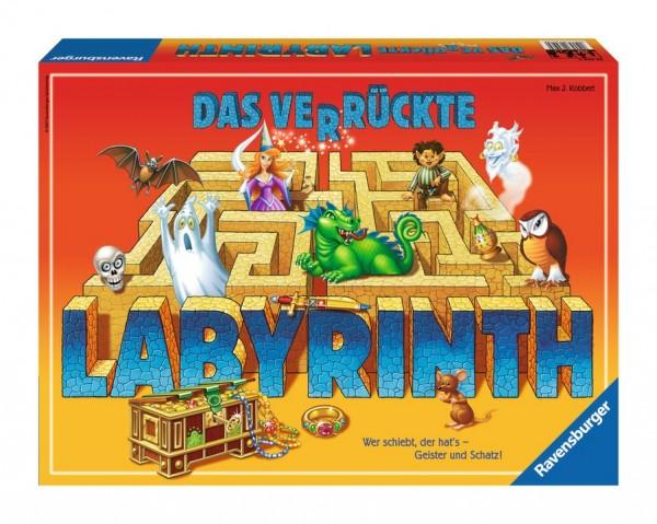Ravensburger Das verrückte Labyrinth Spielzeug