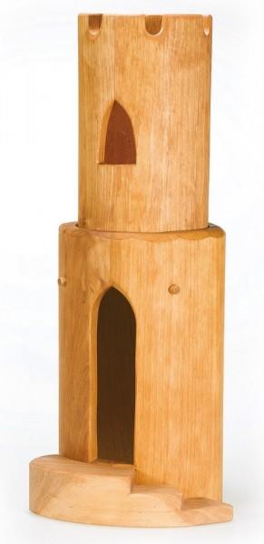 Ostheimer Rundturm 2 Teile mit Treppe Spielzeug