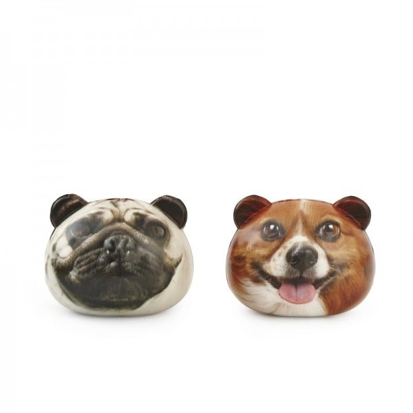 KIKKERLAND Feeling ruff? Dog Stress balls Spielzeug