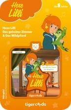 Tigermedia tigercard - Hexe Lilli - Das geheime Zimmer & Das Wildpferd Spielzeug