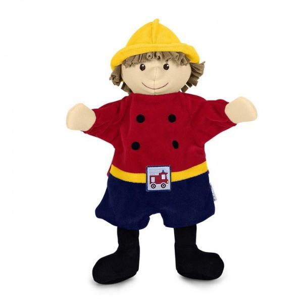 Sterntaler Handpuppe Feuerwehrmann Spielzeug