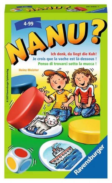 Ravensburger Nanu? Spielzeug