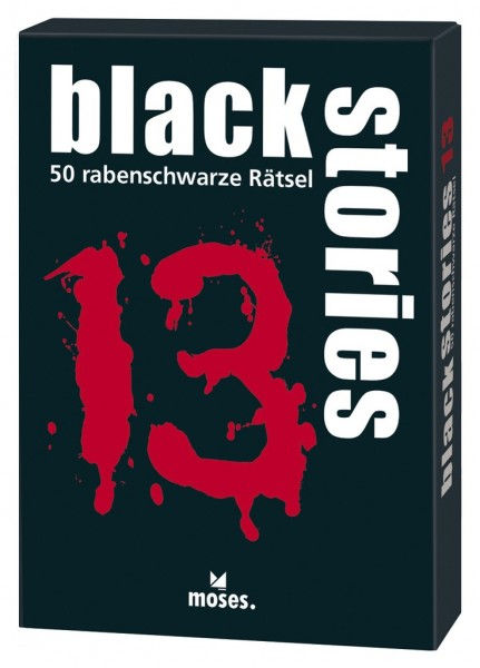 Moses black stories 13 Spielzeug