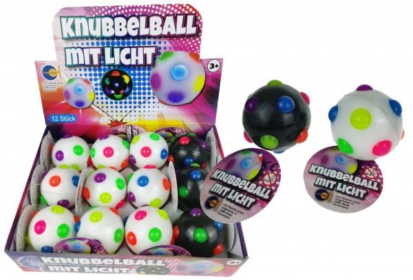 Fun Trading Knubbelball mit Licht Spielzeug
