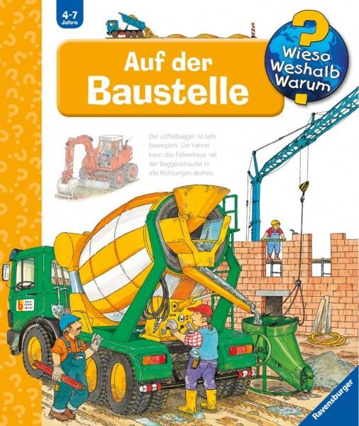 Ravensburger AUF der BAUSTELLE Spielzeug