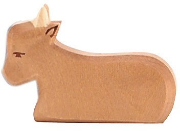 Ostheimer Figur Ochse Spielzeug