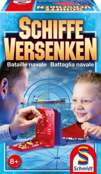 Schmidt Spiele Schiffe versenken Spielzeug