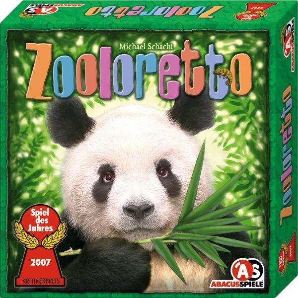 Abacusspiele Zooloretto Spielzeug