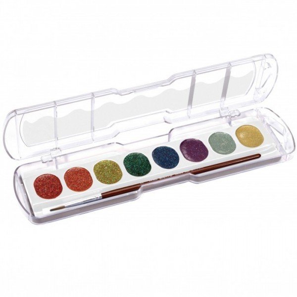 Lyra Giotto Colourmalkasten Glitter Spielzeug