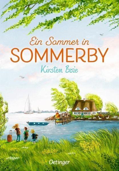 Oetinger Verlag Ein Sommer in Sommerby Spielzeug