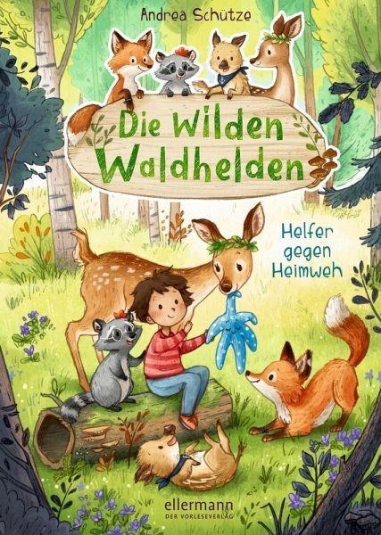 Oetinger Verlag Die Wilde Waldhelden, Helfer gegen Heimweh Spielzeug