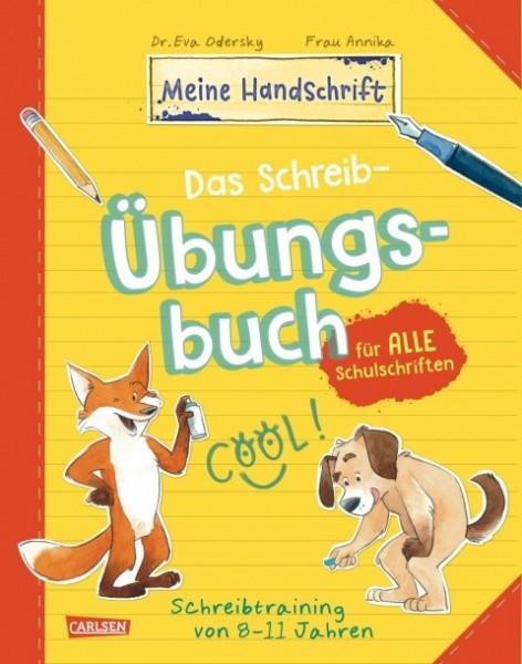 CARLSEN Schreib-Übungsbuch für alle Schulschriften Spielzeug
