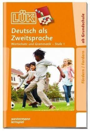 LUEK LÜK Deutsch als Zweitsprache Spielzeug