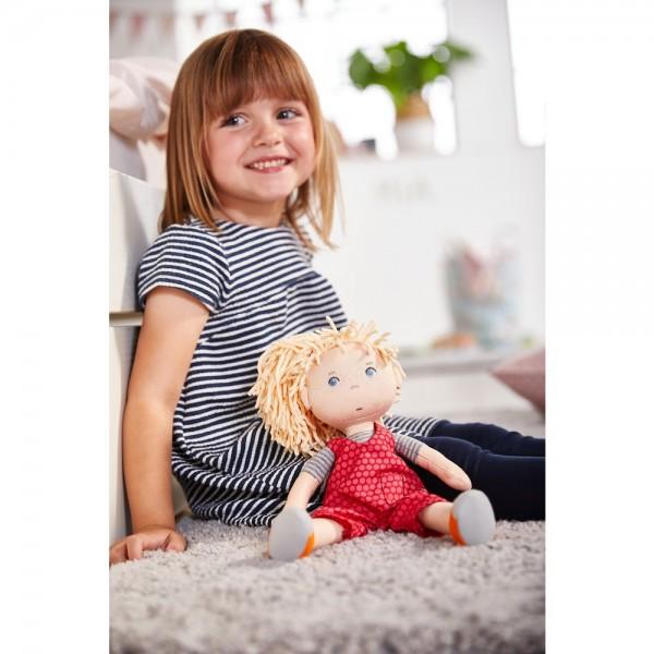 Haba Puppe Cassie Spielzeug