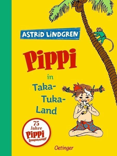Oetinger Verlag Pippi in Taka-Tuka-Land Spielzeug