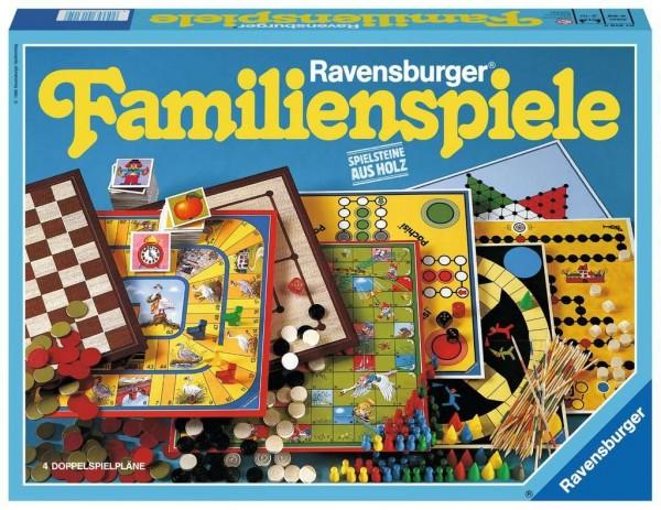 Ravensburger Ravensb. Familienspiel Spielzeug
